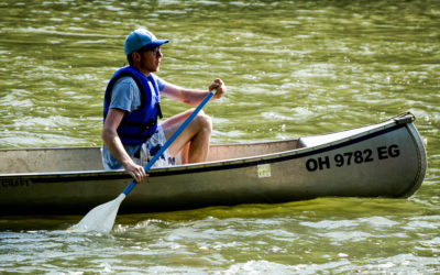 People flock to the brands they love. Like Loveland Canoe and Kayak!