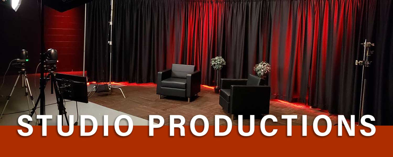 Studio Productions in Northern Kentucky, Cincinnati, Northern Kentucky University. Professional Videographer service.